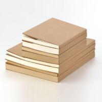 复古欧式牛皮纸空白速写本子绘画素描涂鸦本白纸手账本笔记本用品