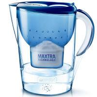 碧然德(Brita)净水器净水壶滤水壶滤水杯(Marella3.5L套装) 1壶1芯 蓝色