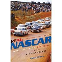 【预订】Real NASCAR: White Lightning, Red Clay, and Big Bill Fr