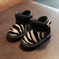 学步婴儿鞋童鞋男宝宝季鞋子一周半棉鞋0-1岁2半女童防滑雪地靴