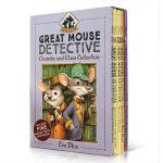 【中商原版】The Great Mouse Detective Crumbs and Clues Collection