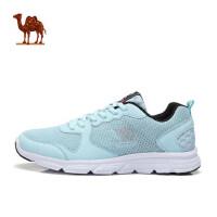 骆驼男鞋 新品情侣款跑鞋运动休闲低帮跑步鞋男网布低帮跑步鞋