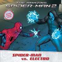 英文原版 超凡蜘蛛侠2 Marvel: The Amazing Spider-Man 2: Spider-Man vs. Electro