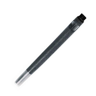 派克 PARKER 标准装墨水芯-黑色(盒装)当当自营轻奢配件 精致生活之选 闪电发货
