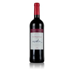 宝逸 西班牙原瓶进口红酒 宝逸经典丹魄红葡萄酒750ml