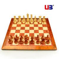 正品ub友邦大号磁性国际象棋西洋跳棋双陆棋3合1 送教材