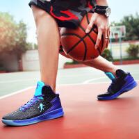 时尚男鞋篮球鞋高帮运动鞋儿童大中小童防滑战靴耐磨球鞋女鞋