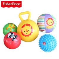 手抓球婴儿玩具球摇铃球类玩具触感球感知球6-12个月宝宝玩具