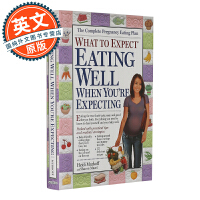 海蒂怀孕大百科 英文原版 What to Expect: Eating Well When You're Expect