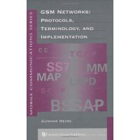 GSM Networks: Protocols, Terminology and Implementation (Ar