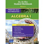 PRENTICE HALL MATH ALGEBRA 1 STUDENT WORKBOOK 2007 (Prentic
