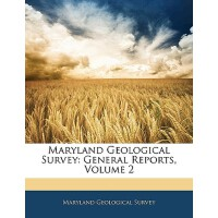 【预订】Maryland Geological Survey: General Reports, Volume 2 9