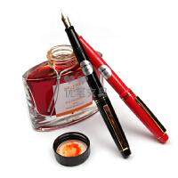 日本PILOT百乐78G经典钢笔学生成人 百乐78G+万年笔 练字书法钢笔
