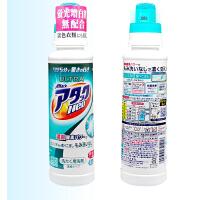 日本花王洁霸超浓缩酵素中性抗菌洗衣液400g*2瓶