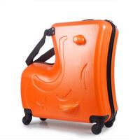 新款miyo儿童旅行箱可坐可骑20寸拉杆箱男宝宝带娃可以骑马的行李箱女