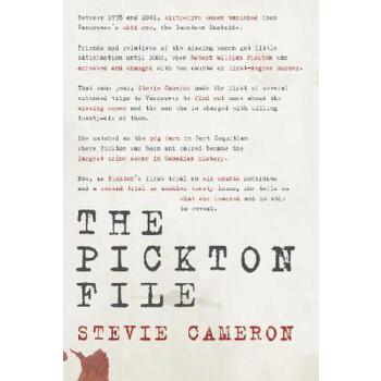 【预订】The Pickton File 美国库房发货,通常付款后3-5周到货!