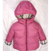 装男童女童宝宝儿童羽绒服婴儿加厚1-2-3岁两面穿面包服外套潮