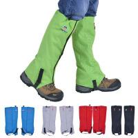 征伐 雪套 户外防沙鞋套登山男女徒步脚套防水加厚保暖沙漠雪山防雪鞋套