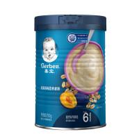 嘉宝燕麦西梅营养麦粉250g(较大婴儿幼儿,6-36个月)
