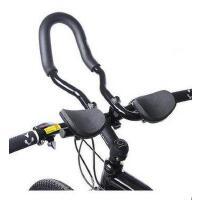 山地车副把 公路/赛车休息把自行车铝合金休息把长途车把舒适
