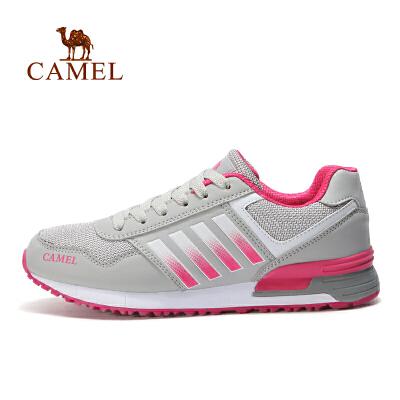 camel骆驼户外女款越野跑鞋 舒适减震透气女运动鞋59元起包邮