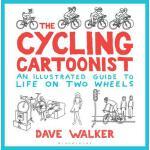 【预订】The Cycling Cartoonist An Illustrated Guide to Life on