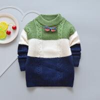 男童毛衣2-3-4-5岁宝宝纯棉针织衫春季毛线衫儿童休闲春款打底衫