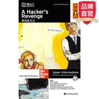 黑客复仇记(附MP3光盘)Password Readers26【新东方专营店】