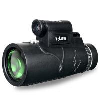 望远镜高倍高清微光夜视户外单筒手拍照演唱会儿童