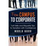 【预订】From Campus to Corporate: Soft Skills and Etiquette Tip