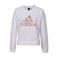 Adidas阿迪达斯女装2018春季新款运动服舒适时尚卫衣套头衫CZ2369