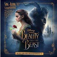 【现货】英文原版 《美女与野兽》一起唱故事集(真人电影版) Beauty and the Beast Sing-Alo