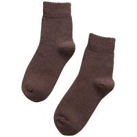 厚棉袜男毛巾袜韩版冬季加绒加厚纯棉吸汗防臭男袜保暖老人中筒袜