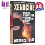 【中商原版】安德传奇 英文原版 Xenocide: Book 3 of the Ender Saga 科幻小说 Ors