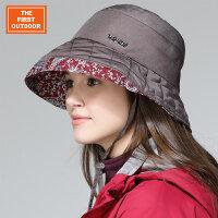 【满299减200】美国第一户外 时尚休闲圆边帽