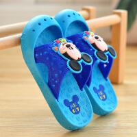 【家装节 夏季狂欢】宝宝凉拖鞋小孩室内防滑软底男童家居鞋女童儿童托鞋夏可爱