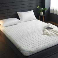 乳胶床垫软垫床褥1.5m床1.8米加厚家用褥子学生宿舍1.2米海绵垫被