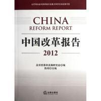 中国改革报告(2012) 陈剑 编