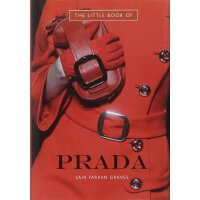 普拉达小册子 英文原版 The Little Book of Prada  Laia Farran Graves  Carlton books Ltd
