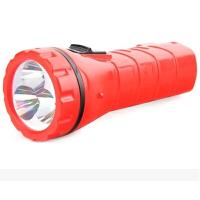 雅格LED充电手电筒家用照明YG-3734