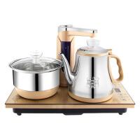 自动上水壶家用泡茶抽水器烧水壶电热水壶