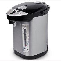 Liren/利仁 LR-510B 电热水瓶 电热水壶保温电水壶5升电动出水 电动碰杯出水