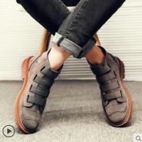 短靴男士靴子户外新品男靴棉鞋男工装靴男款高帮鞋网红时尚马丁靴男英伦风中帮