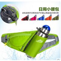 户外男士女士运动多功能胸包 水壶腰包防水贴身斜挎包小包