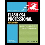 【预订】Flash CS4 Professional Advanced for Windows and Macintosh