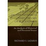 【预订】Fifty Years of the Research and Theory of R.S. Lazarus: