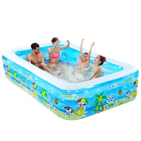 儿童充气游泳池家庭超大型海洋球池加厚家用大号成人戏水池