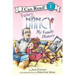 【预订】Fancy Nancy: My Family History