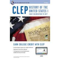 【预订】CLEP(R) History of the U.S. I Book + Online