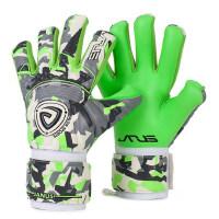 成人足球守门员手套护指可拆护指可拆全乳胶手套 新款手指内缝门将手套
